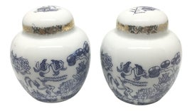 Image of Asian Salt and Pepper Shakers