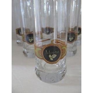 Cigar Band Mojito Glasses-6 Pieces Preview