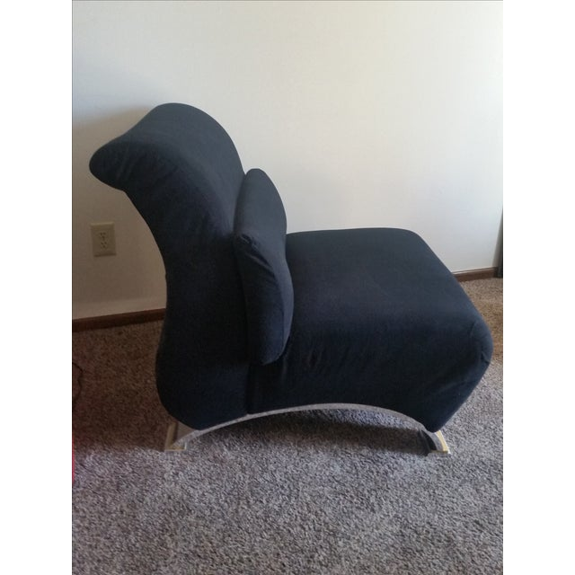 Weiman Italian Chair & A Half - Image 3 of 9