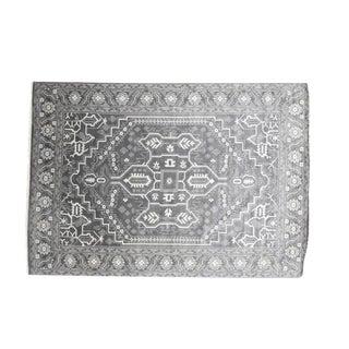 """Modern Heriz Handmade Wool Rug - 10'1"""" x 14'7"""""""