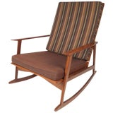 Image of Mid-Century Modern Rocking Chair For Sale