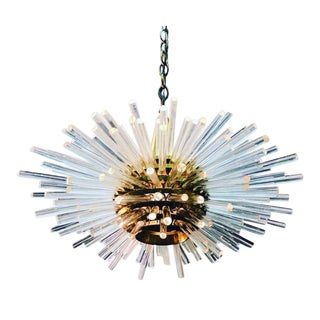 "Exceptional ""miracle"" Chandelier by Bakalowits & Sohne For Sale"