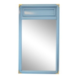 Blue Campaign-Style Mirror