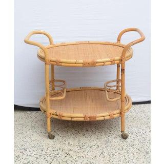 Bamboo Bar Cart, Usa 1965 Preview