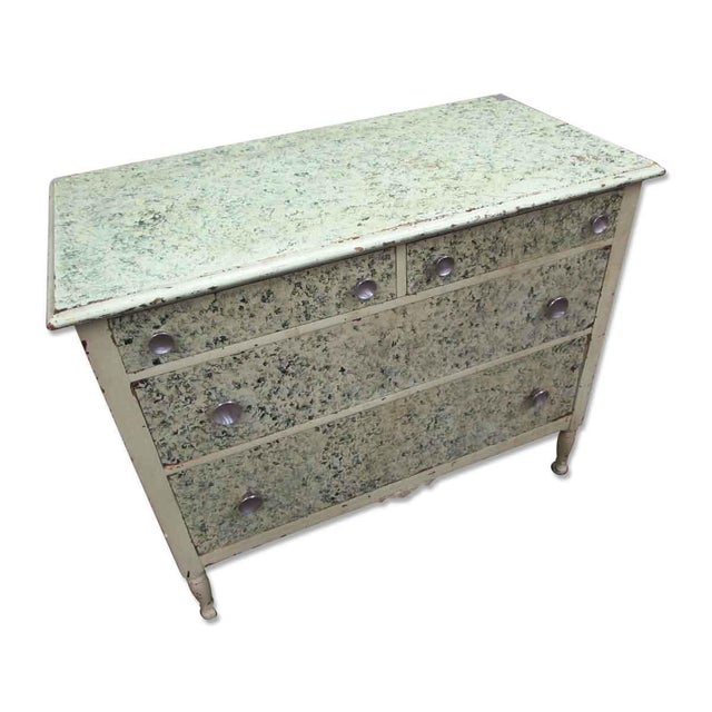 Shabby Chic Painted Chest of Drawers - Image 2 of 10