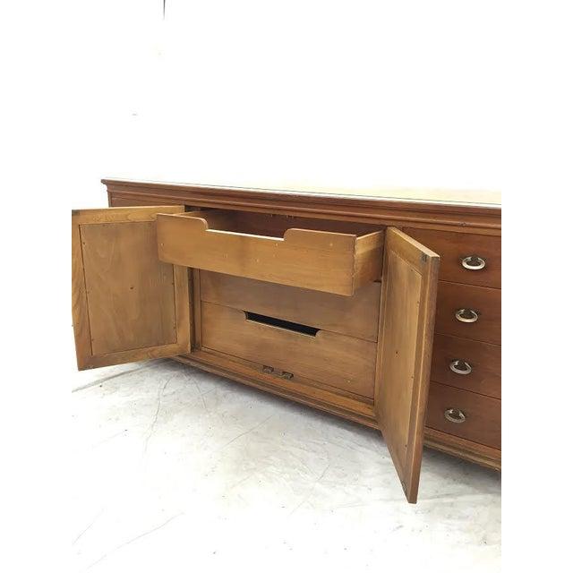American of Martinsville Credenza Dresser For Sale - Image 9 of 10