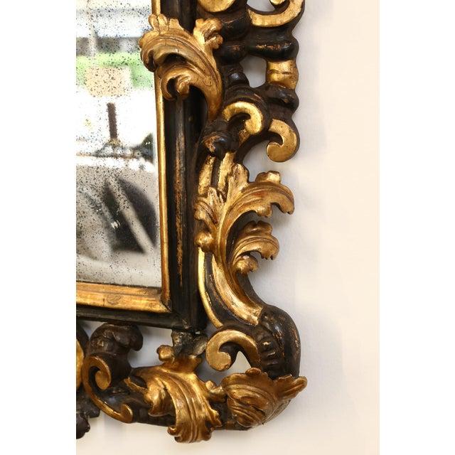 Italian 19th Century Italian Mirror For Sale - Image 3 of 5