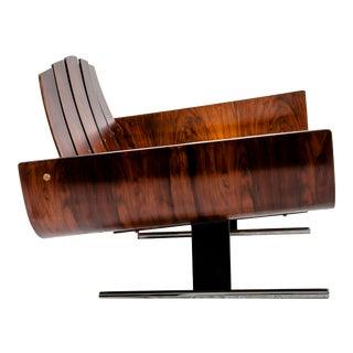 "1960s Jorge Zalszupin ""Presidencial"" Armchair For Sale"