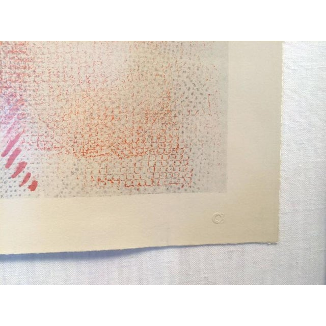 Signed and Numbered Lithograph by Robert Natkin - Image 6 of 8