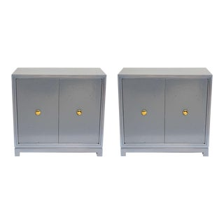 Tommi Parzinger for Charak Modern Cabinets - a Pair For Sale