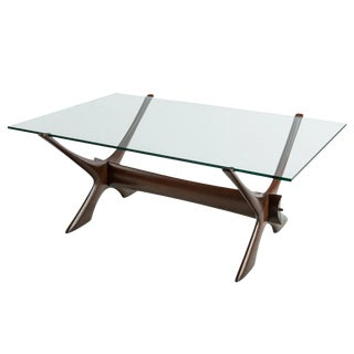 Scandinavian Coffee Table by Fredrik Schriever-Abeln For Sale