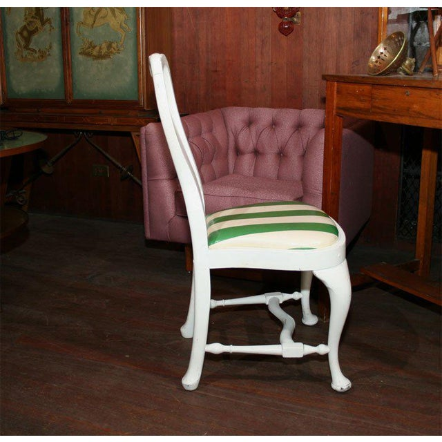 1940s Vintage Dorothy Draper Side Chairs- Set of 4 For Sale - Image 13 of 21