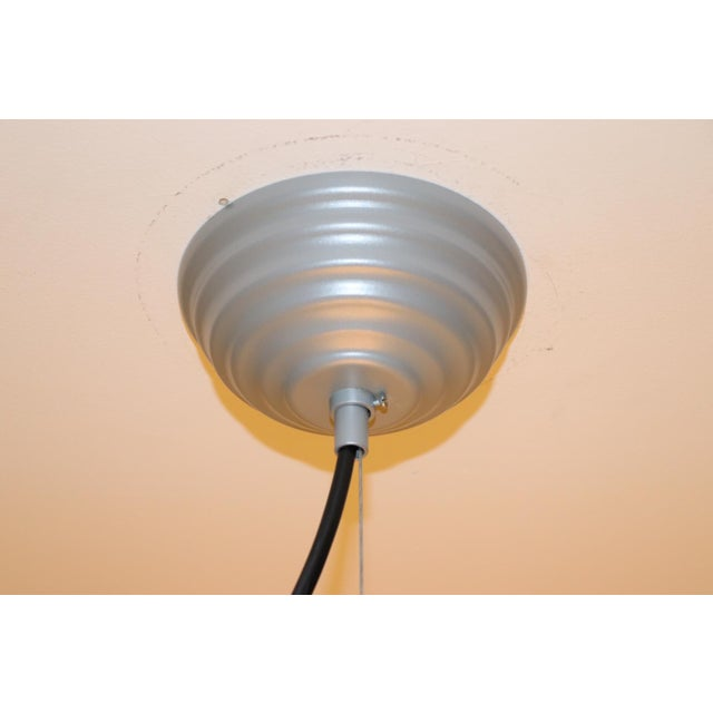 Mid-Century Modern Murano Glass Pendant Lamp For Sale - Image 10 of 12