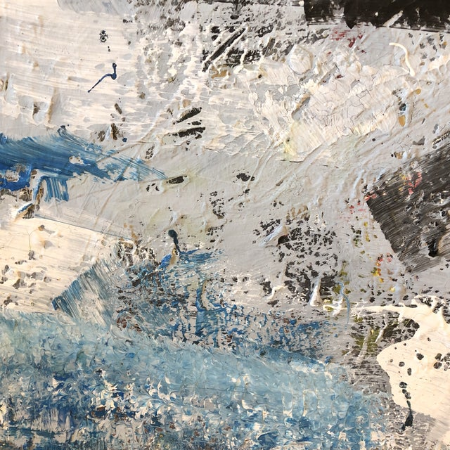 Original Contemporary Abstract Original Painting Bill Ryan For Sale In Philadelphia - Image 6 of 8
