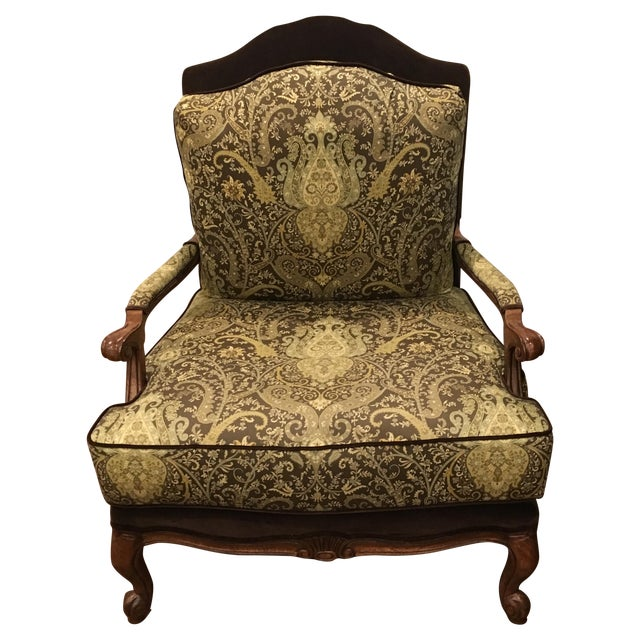 Ethan Allen Harris Chair - Image 1 of 5