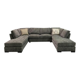 Century Furniture Cornerstone Sectional For Sale