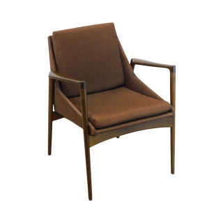 Kofod - Larsen Danish Modern Armchair for Selig For Sale
