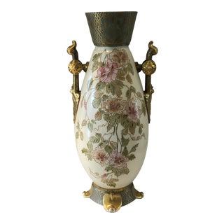 Vintage Baroque Urn Vase For Sale