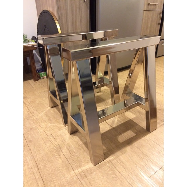 Williams Sonoma Mason Desk - Image 5 of 8