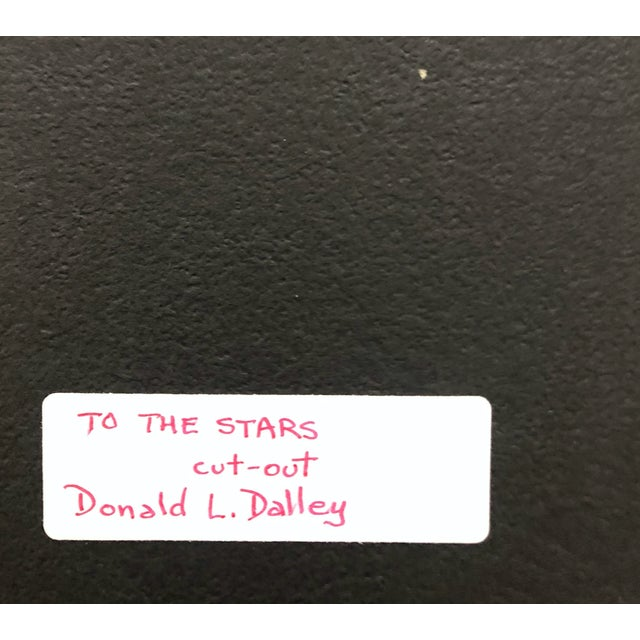 1970s To the Stars Collage by Dalley For Sale - Image 5 of 6