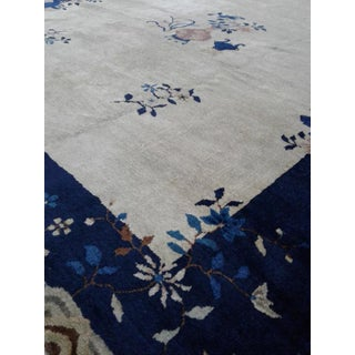 Early 20th Century Antique Chinese Wool Rug - 5′ × 8′ Preview