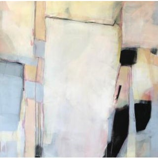 """""""The Covering"""" Contemporary Abstract Acrylic Painting For Sale"""