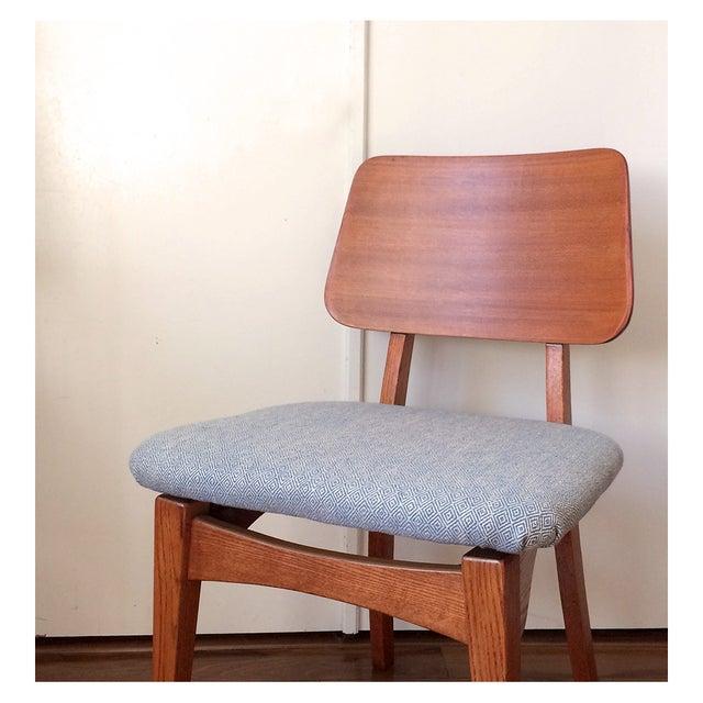 1950s Mid Century Teak Chair - Image 6 of 8