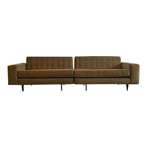 Mid-Century Modern Sectional - Image 1 of 9