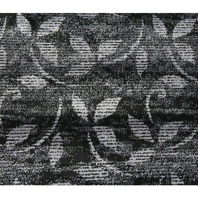 Floral Pattern Contemporary Rug - 5′ × 8′ - Image 4 of 4