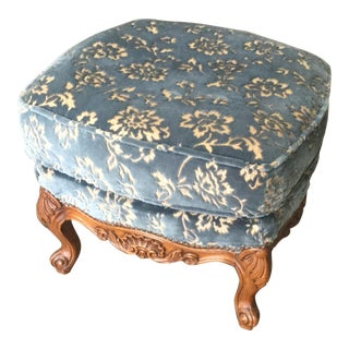 Early 20th Century French Ottoman For Sale