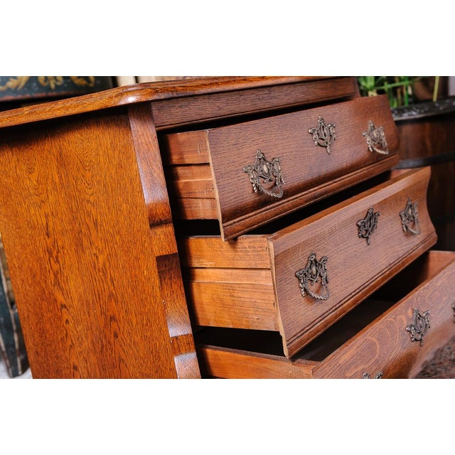 Dutch bombe chest For Sale In West Palm - Image 6 of 9