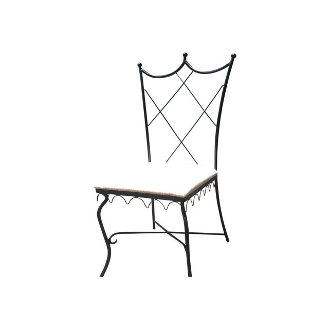 Ruthie Sommers Outdoor Metal Chairs - Set of 6 - Image 1 of 7