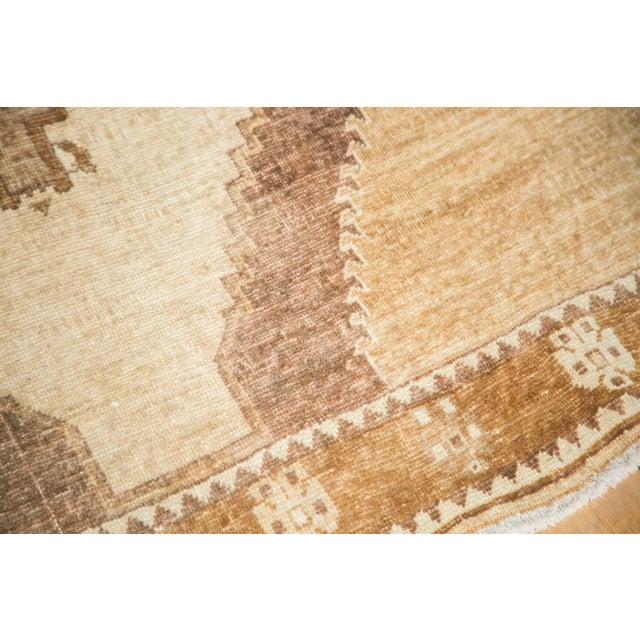 Vintage Turkish Oushak Carpet - 6′2″ × 10′2″ - Image 4 of 9