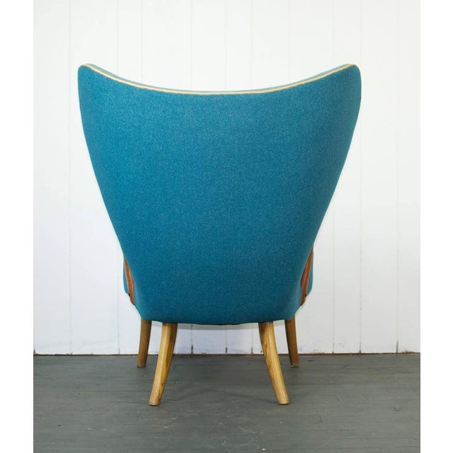 Early 20th Century Madsen and Schubell Pragh Lounge Chair For Sale - Image 5 of 9