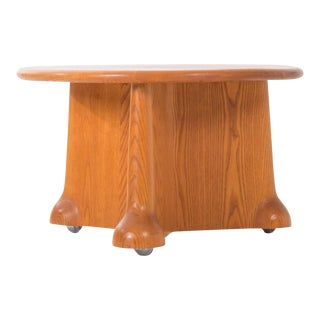 Important Wendell Castle Side Table For Sale