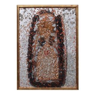 John Ferren Oil on Paper For Sale