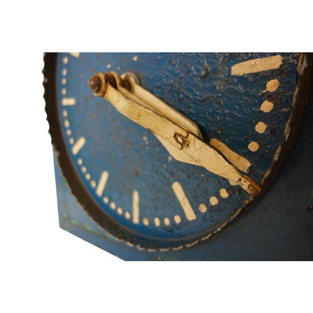 Metal Double-Sided Clock Teaching Aid For Sale - Image 7 of 9