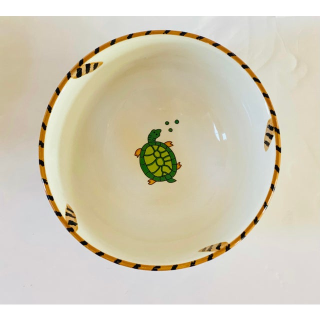 2000 - 2009 Vintage Lynn Chase Jungle Jubilee Dinnerware Service for 11 - Set of 44 For Sale - Image 5 of 9