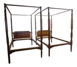Image of Canopy Bed Frames