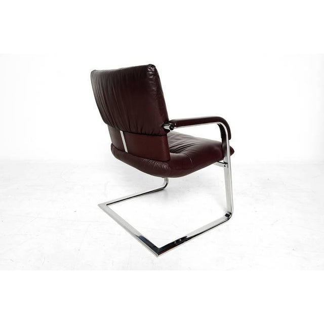 Animal Skin Imago Chairs by Mario Bellini for Vitra - a Pair For Sale - Image 7 of 7