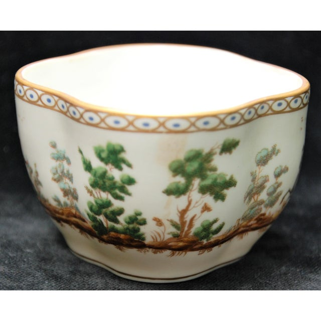 Richard Ginori Gin 117 Small Trinket Bowl - Image 4 of 6