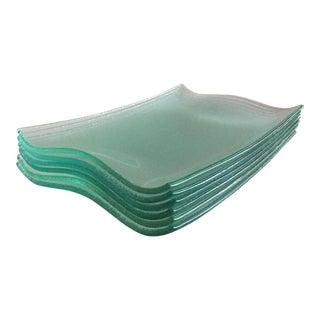 Villeroy & Boch Cera Glass Plates - Set of 6