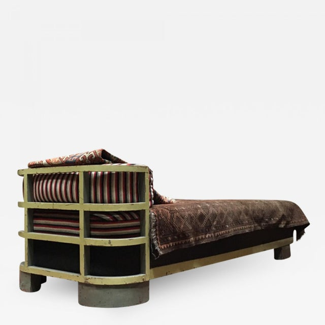 A GERMAN ART DECO DAYBED - Image 6 of 6