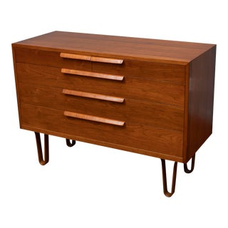 Edward Wormley Chest of Drawers for Dunbar For Sale