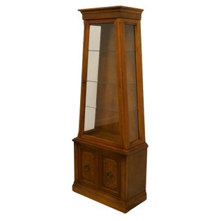 """20th Century Italian Tuscan 26"""" Display Curio Cabinet Preview"""
