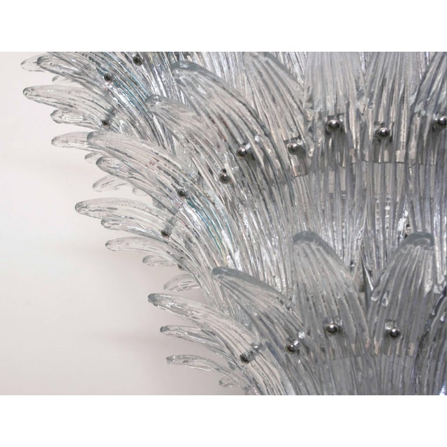 Not Yet Made - Made To Order Tiered Palmette Chandelier by Fabio Ltd For Sale - Image 5 of 11