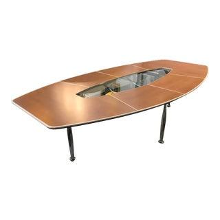 Poltrona Frau Corinthia Meeting Table For Sale