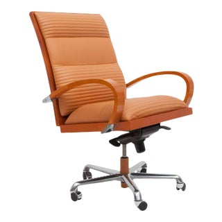 Casablanca Manager's Desk Chair by Tressarra, 1987 For Sale