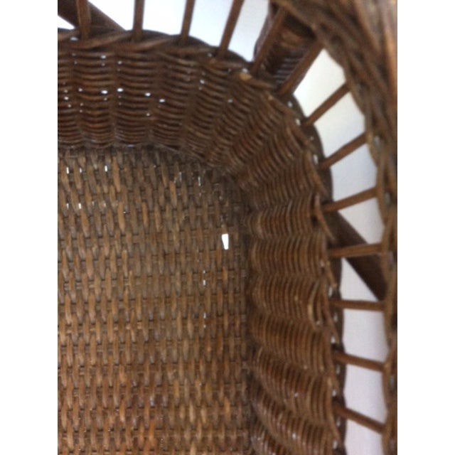 Rattan Basket Stand - Image 11 of 11
