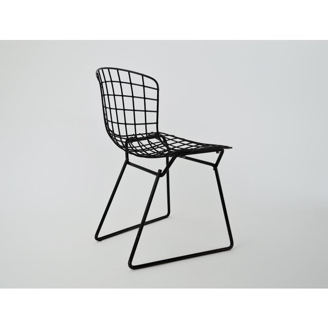 1960s 1960s Mid-Century Modern Harry Bertoia for Knoll Child Chair For Sale - Image 5 of 9